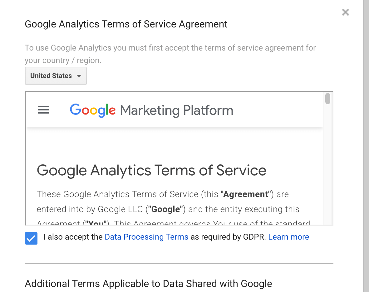Google Analytics Setup - 06