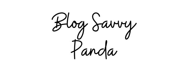 Blog Savvy Panda