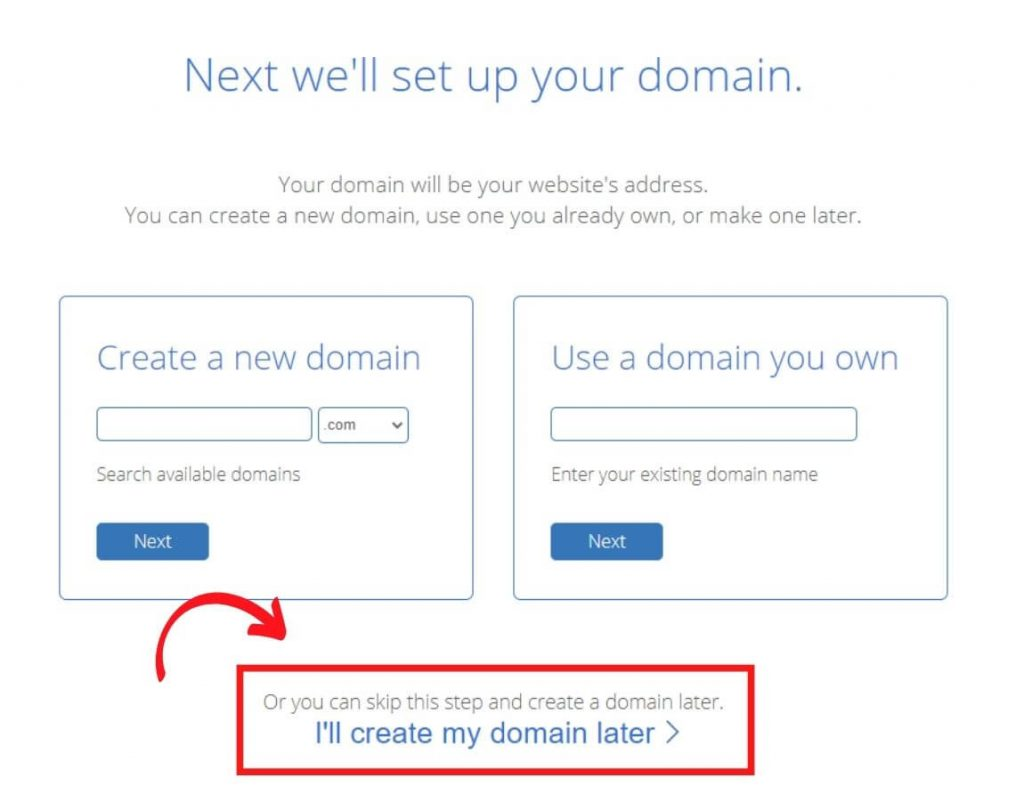 how to start a wordpress blog on bluehost - 3