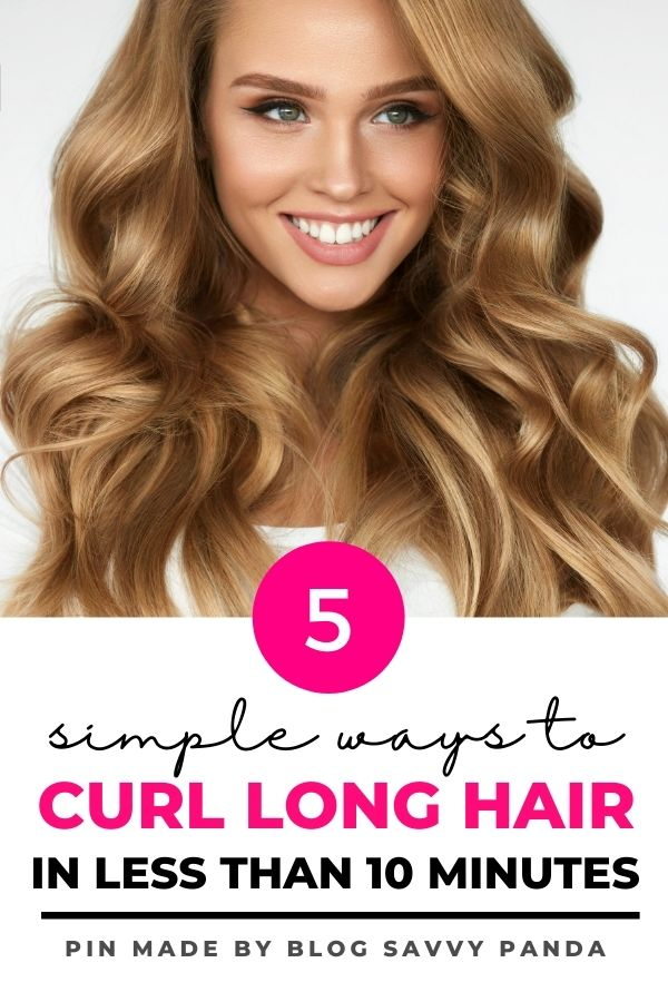 how to pin on pinterest long hair