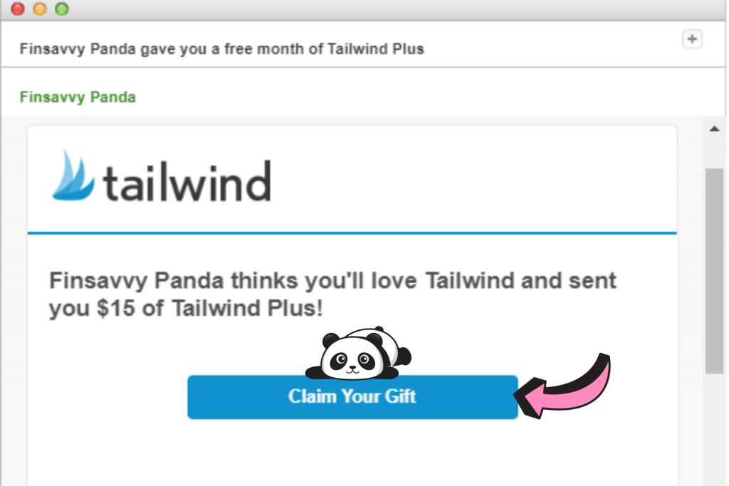 tailwind communities invite